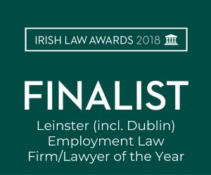 Irish Law awards 2018